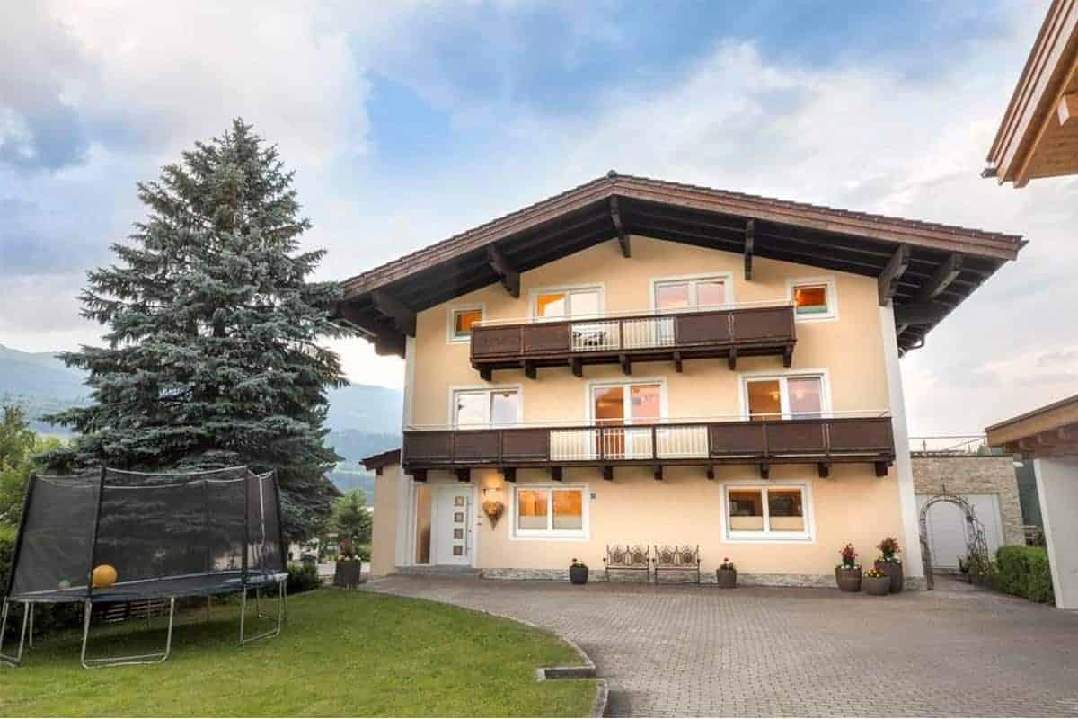 Hollersbach Appartement Weberbauer