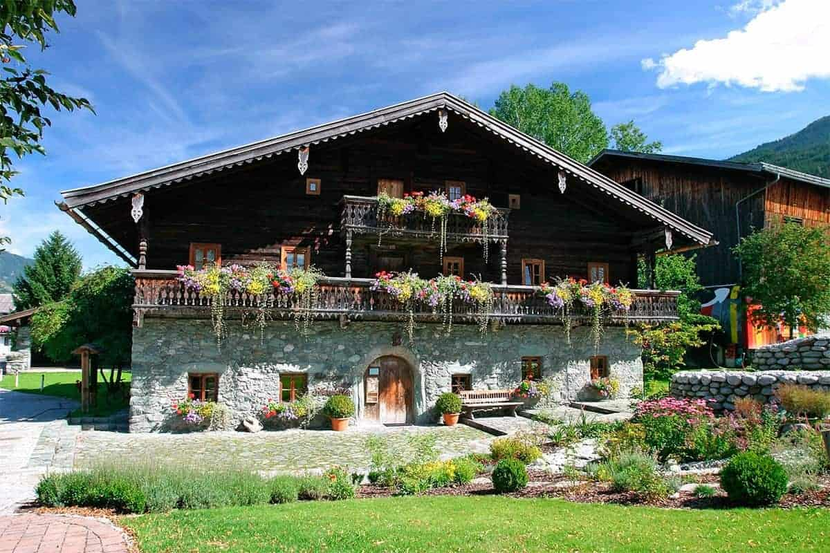 Hollersbach Klausnerhaus Kraeutergarten