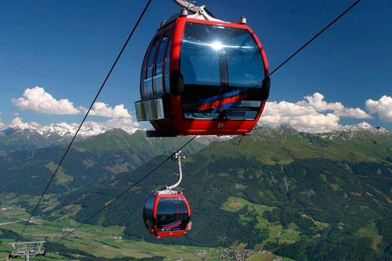 Hollersbach Kunst und Genusshalle Panoramabahn