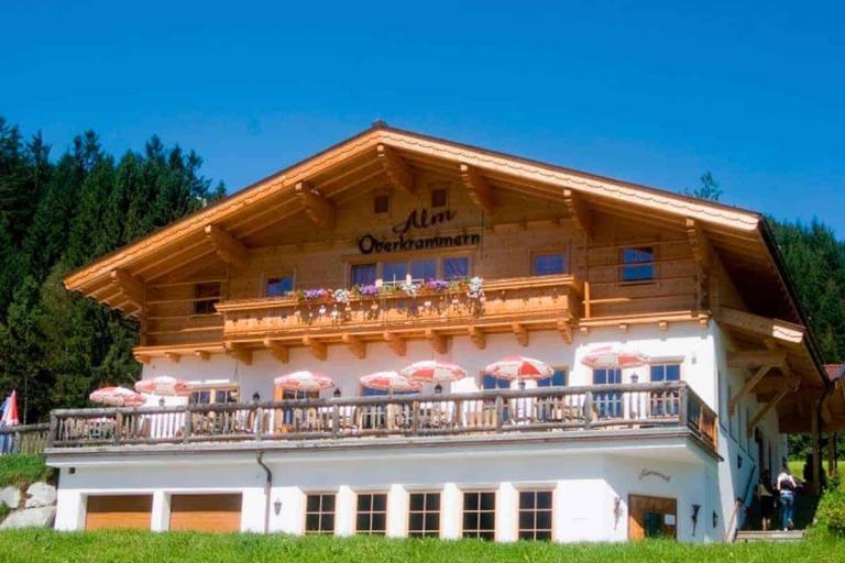 Hollersbach Oberkrammern Alm