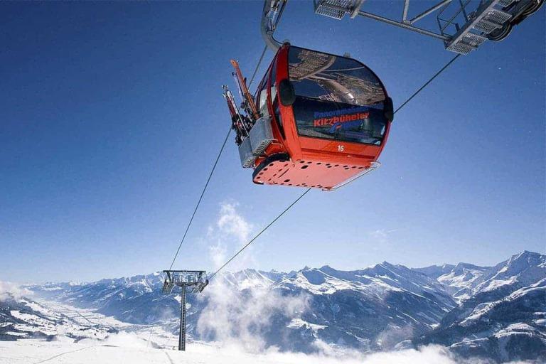Hollersbach Panoramabahn Kitzbühler Alpen