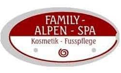 Hollersbach Logo Family Alpen Spa Kosmetik und Fußpflege