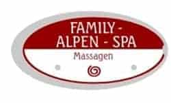 Hollersbach Logo Family Alpen Spa Massagen